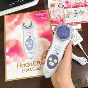 Quy trình chăm sóc da với máy đẩy tinh chất Hada Crie N5000