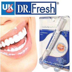 Bút tẩy trắng răng Dr Fresh Absolute white