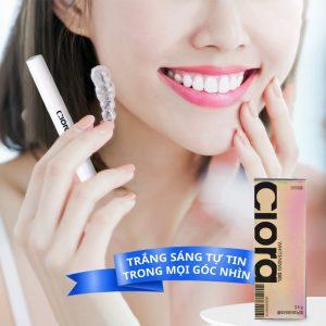 Vậy bút tẩy trắng răng Clora có tốt không ?