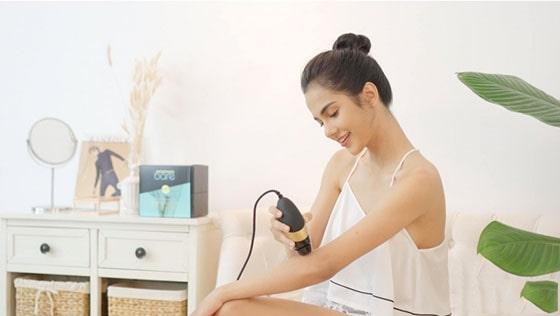 Tìm hiểu về máy triệt lông SmoothSkin Bare Plus
