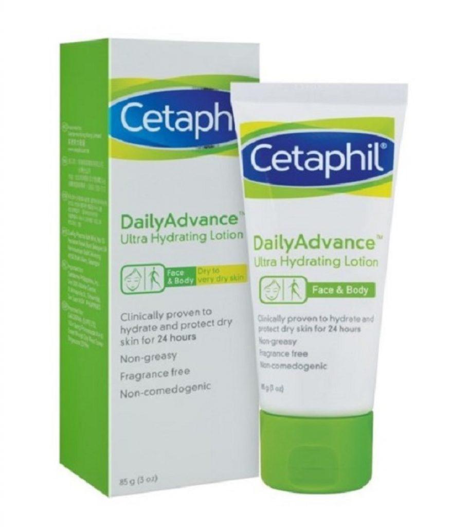 Kem dưỡng ẩm Cetaphil Daily Advance Ultra Hydrating