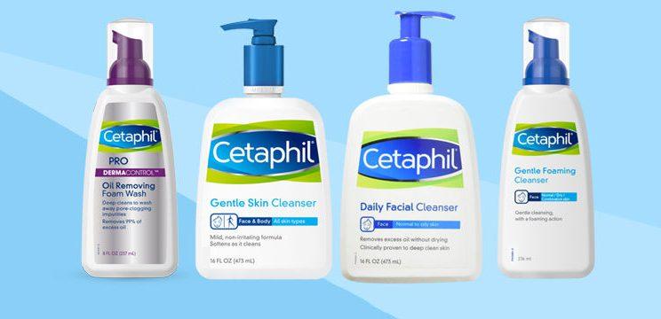 Đôi nét về thương hiệu mỹ phẩm Cetaphil