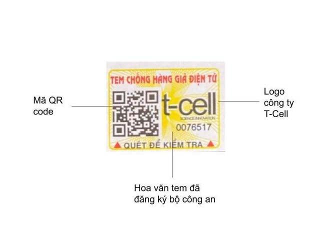 rên các sản phẩm do MartiDerm phân phối đêu có tem chống hàng giả của Bộ công an cấp