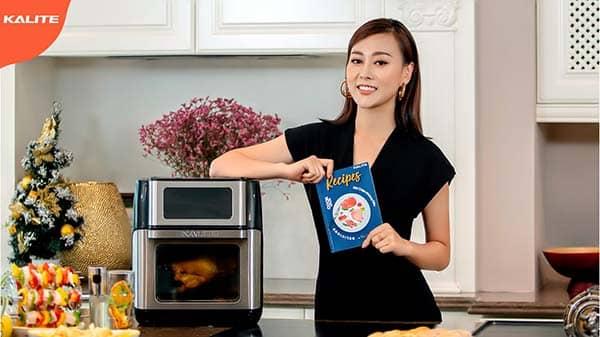 Sách hướng dẫn nấu ăn đa dạng các món chiên rán