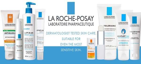 Đôi nét về thương hiệu La Roche Posay