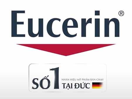 Đôi nét về thương hiệu Eucerin