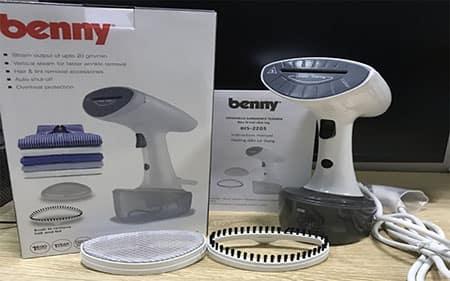 Bàn là hơi nước cầm tay Benny BIS-220S