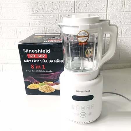 Các ưu nhược điểm của Máy làm sữa hạt Nineshield KB-503