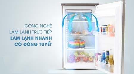 Các tính năng của tủ lạnh mini