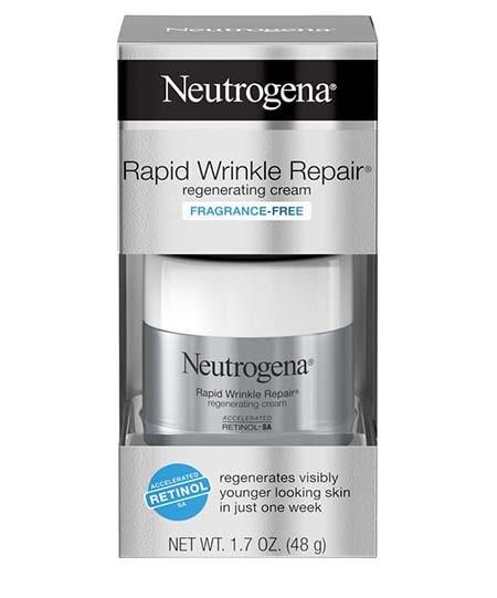 Kem dưỡng ẩm, chống nắng, chống lão hóa Neutrogena Rapid Wrinkle Repair SPF 30