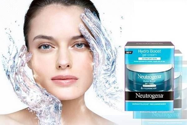 kem dưỡng ẩm Neutrogena luôn là sản phẩm bán chạy nhất hiện nay