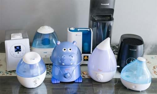 Các loại máy phun sương tạo ẩm phổ biến nhất hiện nay