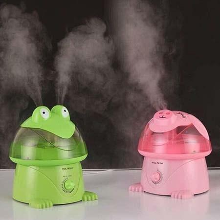 Máy phun sương tạo ẩm con ếch