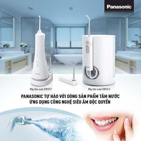 Hãng Panasonic đi tiên phong trong công nghệ tia nước siêu âm