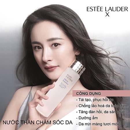 Các công dụng của nước thần Estee Lauder Micro Essence Skin Activating Treatment Lotion.