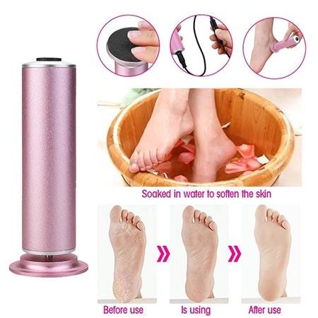 các nước sử dụng máy chà gót chân