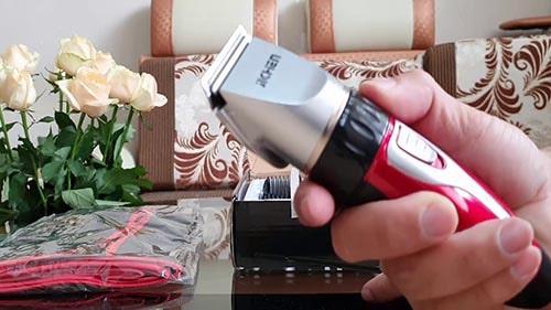 Các ưu nhược điểm của tông đơ cắt tóc Jichen
