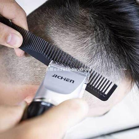 Cách sử dụng tông đơ cắt tóc Jichen hiệu quả an toàn.