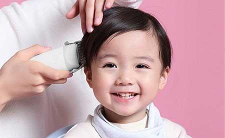 Lựa chọn tông đơ cắt tóc kemei cho các bé